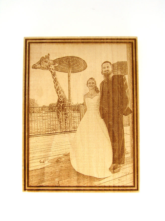 photo engrave example