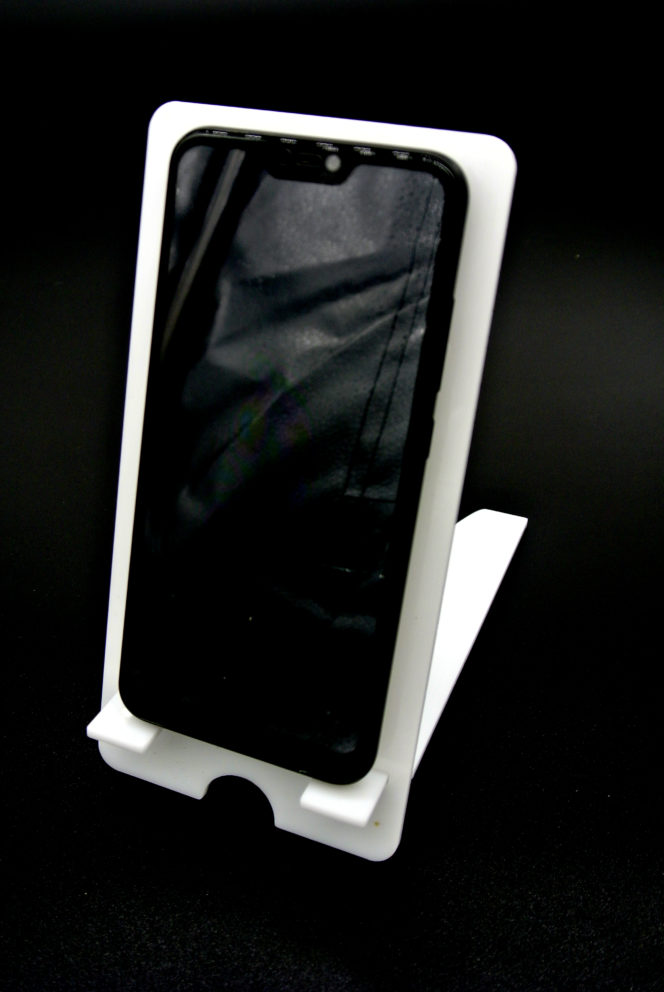 phone stand example
