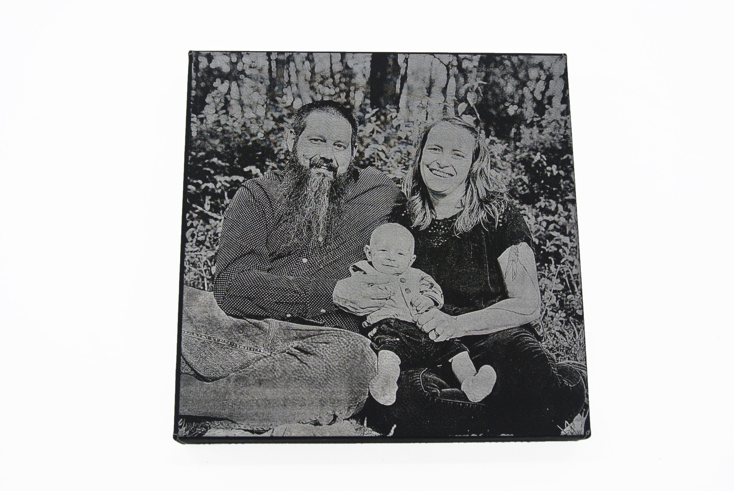Example of photo engrave