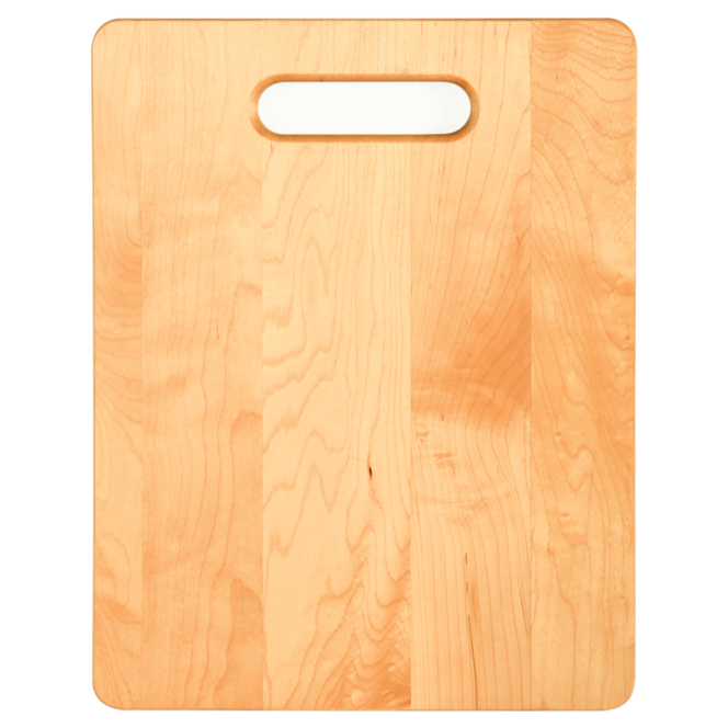 Example of maple cutting board